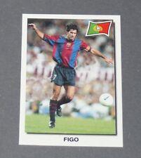 173 LUIS FIGO PORTUGAL BARCELONA BLAUGRANA PANINI SUPER FOOTBALL 99 1998-1999