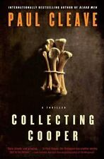 Collecting Cooper by Paul Cleave Great Thriller!