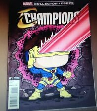 COMIC CYCLOPS MARVEL X MEN COMIC #1 VARIANT Marvel Collector Corps exclusive