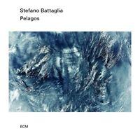 STEFANO BATTAGLIA - PELAGOS  2 CD NEU