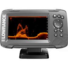 LOWRANCE 000-14016-001 HOOK2-5x GPS, Sonar (No Maps), DownScan