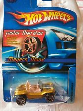 Hot Wheels Meyers Manx #139 Faster Than Ever 1:64