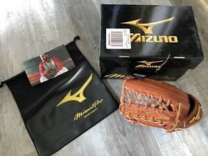 """MIZUNO PRO LIMITED EDITION 12.75"""" OUTFIELDER LEFT HAND GLOVE - GMP700J - OFFERS!"""