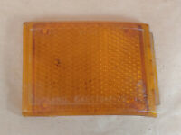 Morris Marina Original Rear Right RH Tail Light Lens Amber VEGA V50 OEM