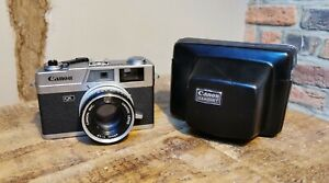 Canon Canonet QL17 40mm F1.7 Nice working condition