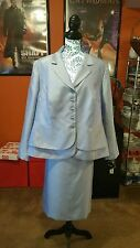 ( NWT )two-piece Emily suit size 18