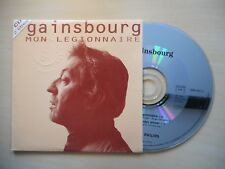 SERGE GAINSBOURG : MON LEGIONNAIRE [ CD SINGLE ]