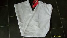 SLAZENGER GOLF WHITE TROUSERS SIZE 36W 33L BRAND NEW WITH TAGS MUST L@@K!!!