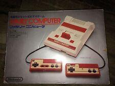 Nintendo Family Computer. Famicom (NES)(Japan) with box, 100% Working