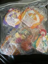 New ListingVintage McDonald's Happy Meal Halloween Figures (1992)