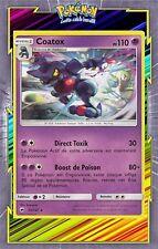 Coatox - SL3:Ombres Ardentes - 55/147 - Carte Pokemon Neuve Française