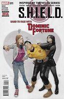 Shield Comic 11 Cover A Julian Totino Tedesco 2015 Mark Waid Howard Chaykin