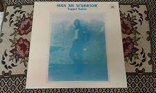 Tapper Zukie , Man Ah Warrior , New LP Kingston Sounds KSLP058