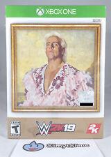 WWE 2K19 - Wooooo! Limited Collector's Edition (Microsoft Xbox One) NEW, RARE!