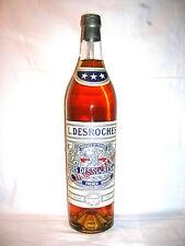 3 Liter Fl. Louis Desroches & Co Rare French Brandy N.A.A.F.I. Stores 60er Jahre
