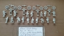 15mm Old Glory 15's Age of reason 7 Years war French Artillery
