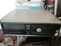 Dell Optiplex 380 Intel Pentium DC 2.7Ghz, 250Gb HDD, 4Gb RAM, DVD, Windows 10