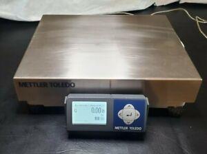 METTLER TOLEDO BC SCALE 150 POUND / 60 KG CAPACITY