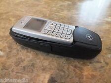 Original Mercedes UHI Aufnahmeschale Handyschale Halterung mit Nokia 6230i NEU