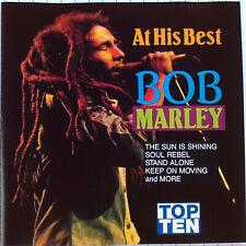 BOB MARLEY - AT HIS BEST (CD 1989 Special USA) k No Case
