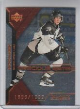 2000-01 Upper Deck Black Diamond Precious Gems  Michael Ryder Rookie #75