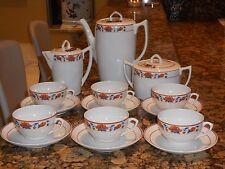 Vista Alegre Coffee/Tea Set- 15 Stunning Pieces, Portugal