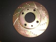 FIAT 124, 131, X1/9 PERFORMANCE BRAKE ROTORS, EBC BRAND
