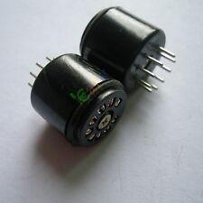 2PCS 9 PIN TUBE SOCKET SAVER FOR 12AX7 12AU7 ECC82 ECC83 tube amp audio DIY part
