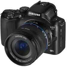 Samsung NX20 20.3 MP Digital Camera - Black (Kit w/ 18-55mm Lens)