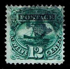 US# 117  USED .12c 1869 PICTORIAL - F/VF - $95.00 (ESP#3950)