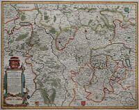Braunschweig - Ducatus Brunsvicensis - de Wit 1680 - Original - Rare