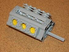 LEGO Technic V6 Engine Motor crankshaft piston cylinder block V 6 BRAND NEW