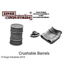 Zinge Industries Hollow comprimibile barili e Coperchi Set Di 5 Bit PAESAGGIO S-HBL01