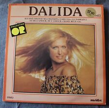 Dalida, collection or volume 1, LP - 33 tours