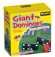 Giant Dominoes Classic Traditional Summer Garden Game Fun For Kids and Adults
