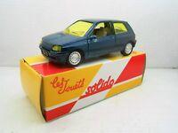 15 COCHE RENAULT CLIO   SOLIDO SALVAT CAR 1:43 MINIATURE MINIATURA MODEL 1/43