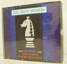 V/A, 2120 SOUTH MICHIGAN (GREAT BLUES..), US 34 T 2 x PROMO CD FROM 1990s (MINT)