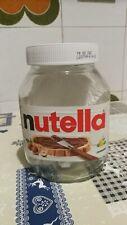 Barattoli Nutella 10 pezzi vuoti  - chiedete x sconti
