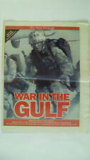 The Daily Telegraph War In The Gulf 1991 Part 1