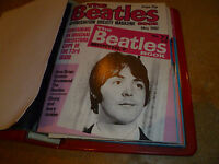 THE BEATLES BOOK MONTHLY APPRECIATION Magazine No 73 May 1982