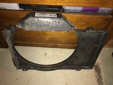 1981 5.7L Diesel Cadillac Eldorado Engine fan cover GM