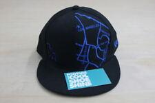 NEW ERA MLB LOS ANGELES DODGERS STADIUM  BLACK FITTED CAP BOX 7 1/2 HAT