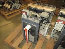GE AKR-6D-50 1600A MO/DO LSI Air Circuit Breaker