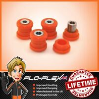 VW Golf MK5 Rear Upper Track Control Arm Bushes in Poly Polyurethane Flo-Flex
