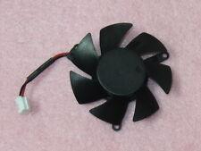 45mm MSI R6450 R6570 R6670 Fan Replacement 39mm 2Pin FY04510H12SAA 0.20A R173a