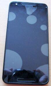 LG  - LCD Display Screen + Touchscreen + Rahmen - ORIGINAL