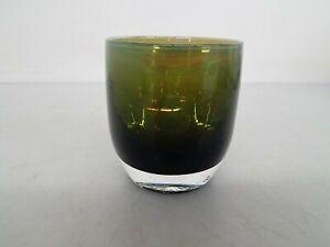 Glassybaby Handmade Glass Candle Holder