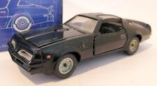 KK Sakura 1/43 scale Vintage diecast - NO.2 Pontiac Fire Bird black