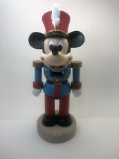 New listing Mickey Mouse Nutcracker Toy Soldier Disney Christmas