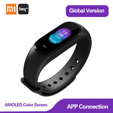 Global Version XIAOMI Hey Plus 0.95inch NFC 5ATM Waterproof Smart Bracelet W5O5